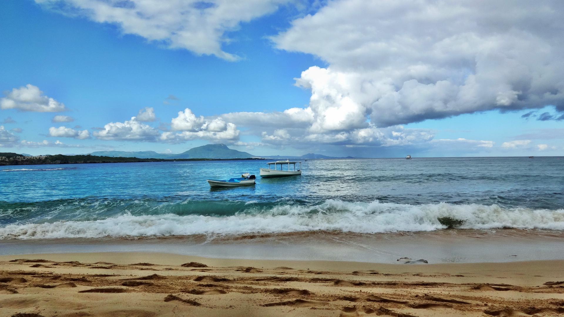 Strand von Sosua, Dom.Rep.