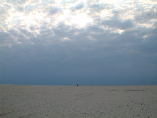Strand von Texel