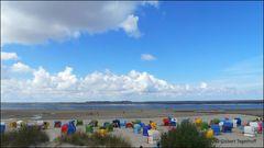 Strand von Utersum ohne Massentourismus