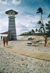 Strandanlage des Hotels