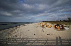 Strandansicht Ostseebad Wustrow