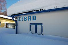Strandbad Lunzersee am 06,02.2005