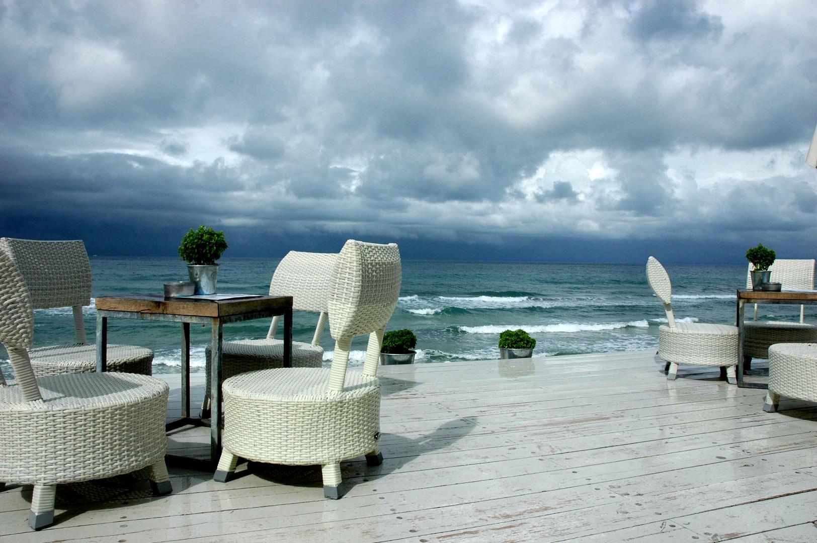 Strandbar auf Chalkidiki