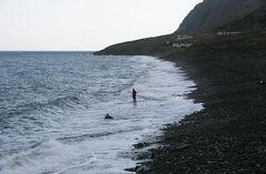 Strandbucht auf El Hierro: Las Playas