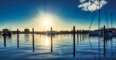 Strande #1 (Harbour Sunset)