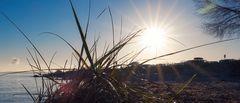 Strande #2 (sunset at the beach)