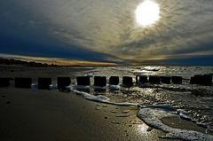 Strandfeeling im Februar