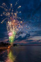 Strandfeuerwerk (1)