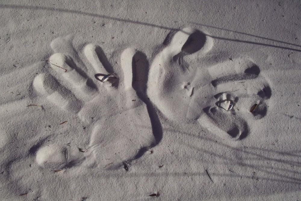 Strandhände