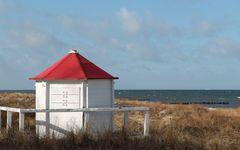 Strandhäuschen (für die Kurtaxe ;-)