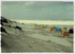 Strandkörbe .....