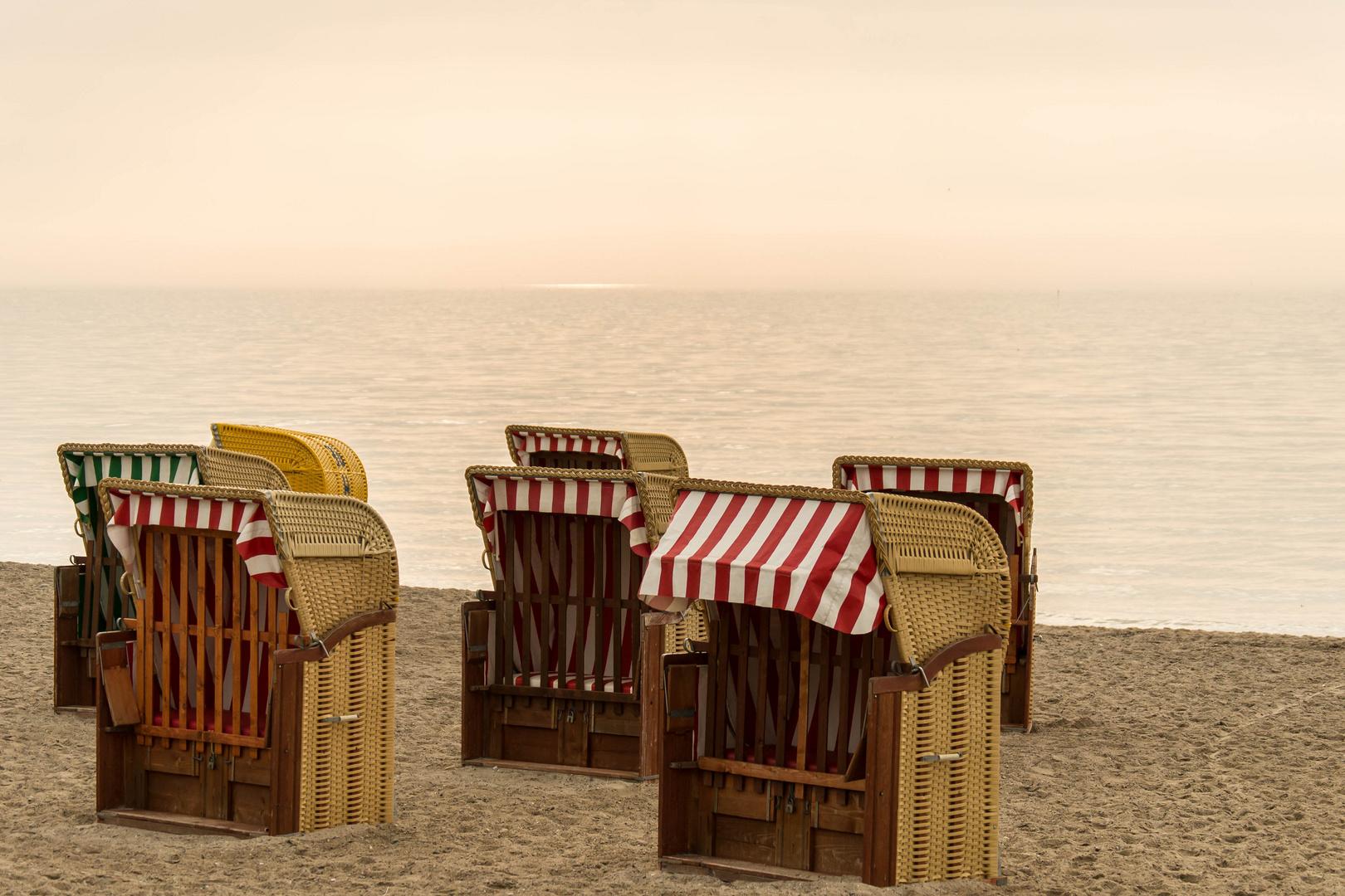 Strandkörbe II
