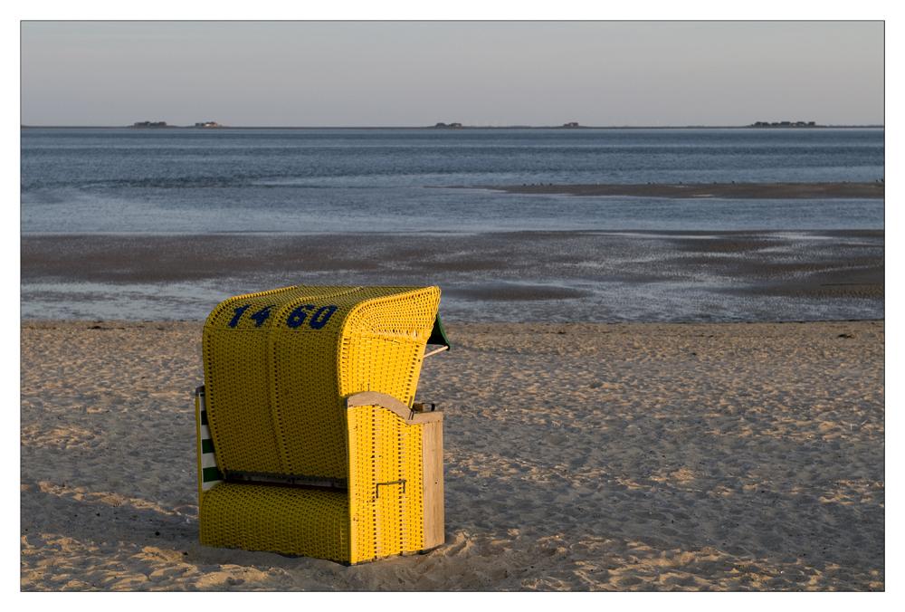 Strandkorb 1460