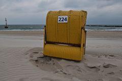 Strandkorb 224
