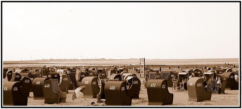 Strandkorb 395-450