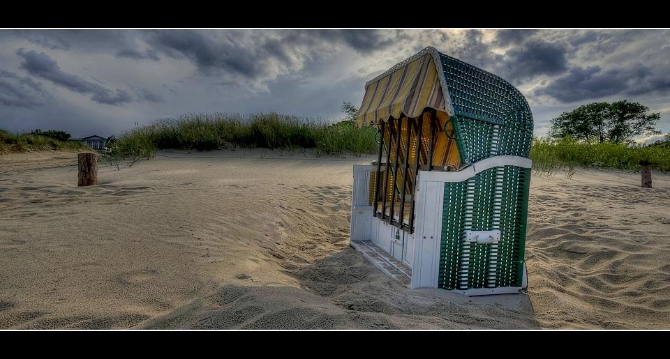 - Strandkorb -