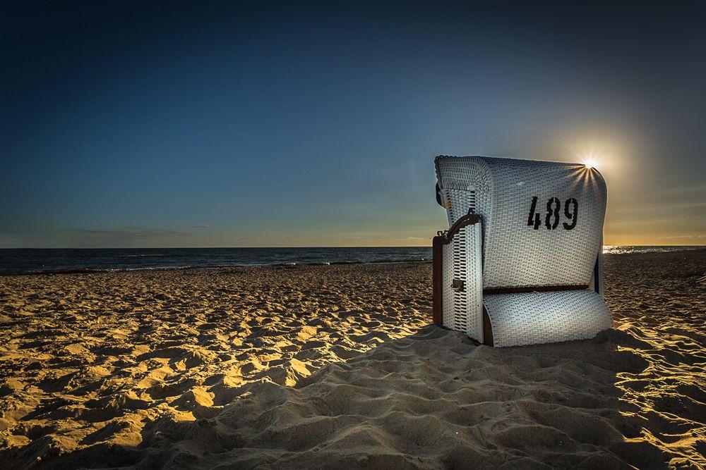 Strandkorb No. 489