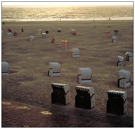Strandkorbdreierlei