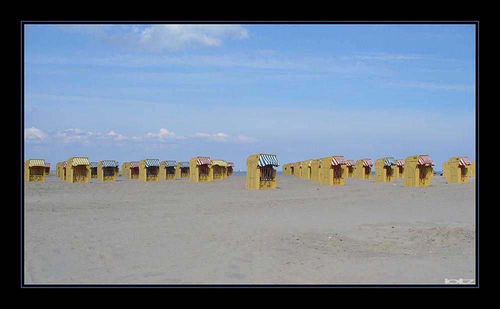 -Strandkorbsaison 2008-