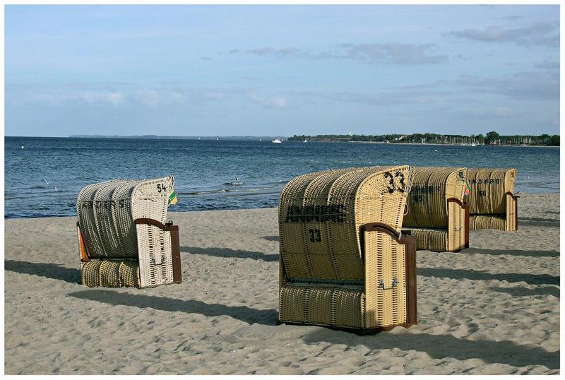 Strandkorbvergnügen