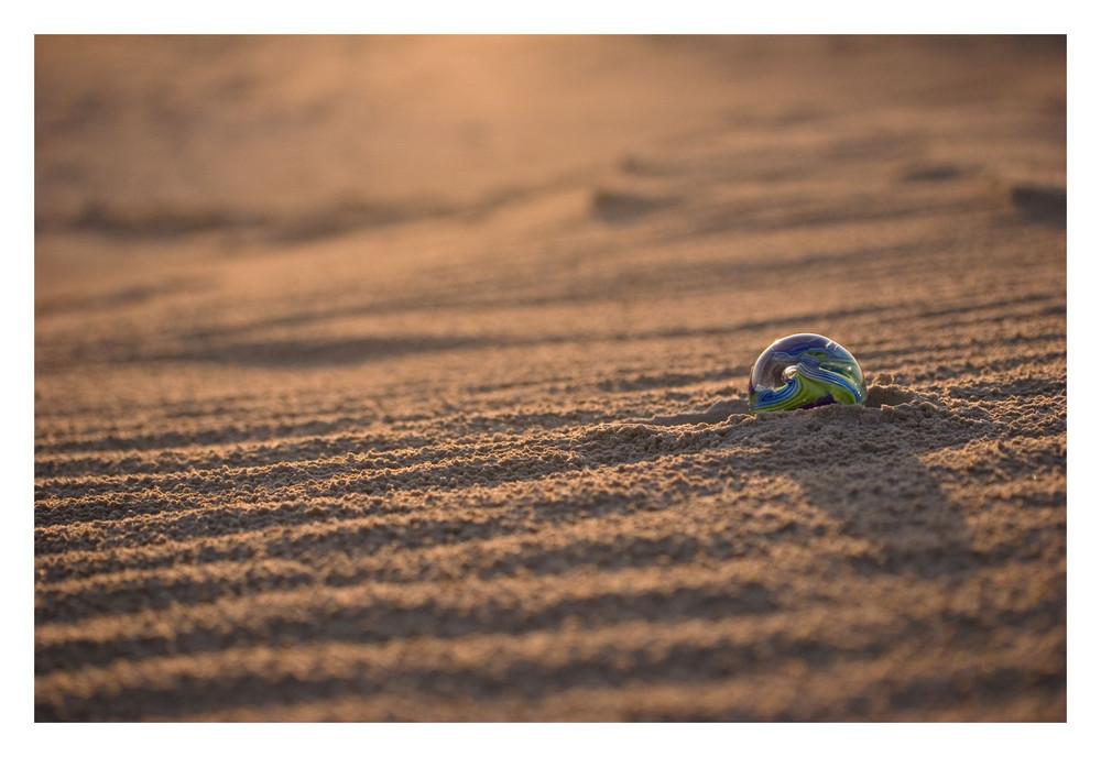 Strandkugel