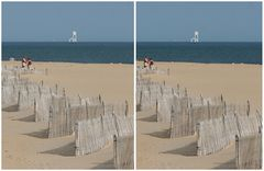 Strandleben am Atlantik...