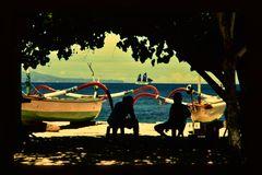 Strandleben   . Bali  .DSC_7481