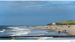 Strandleben...