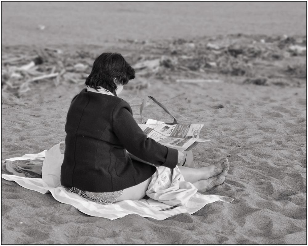Strandleben – solo