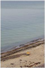 Strandliege mit leichten ...