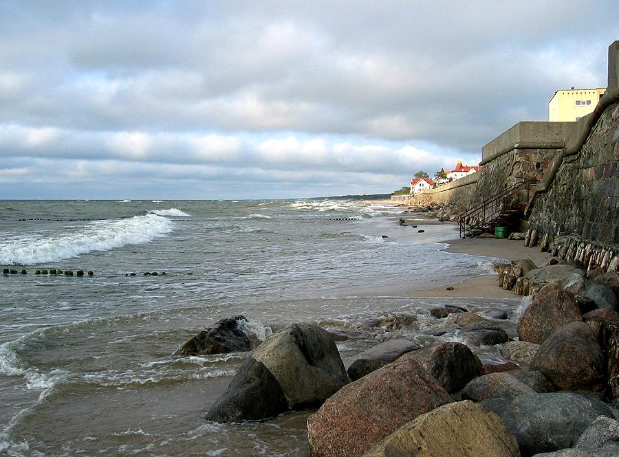 Strandpromenade Cranz