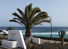 Strandpromenade in Costa Teguise