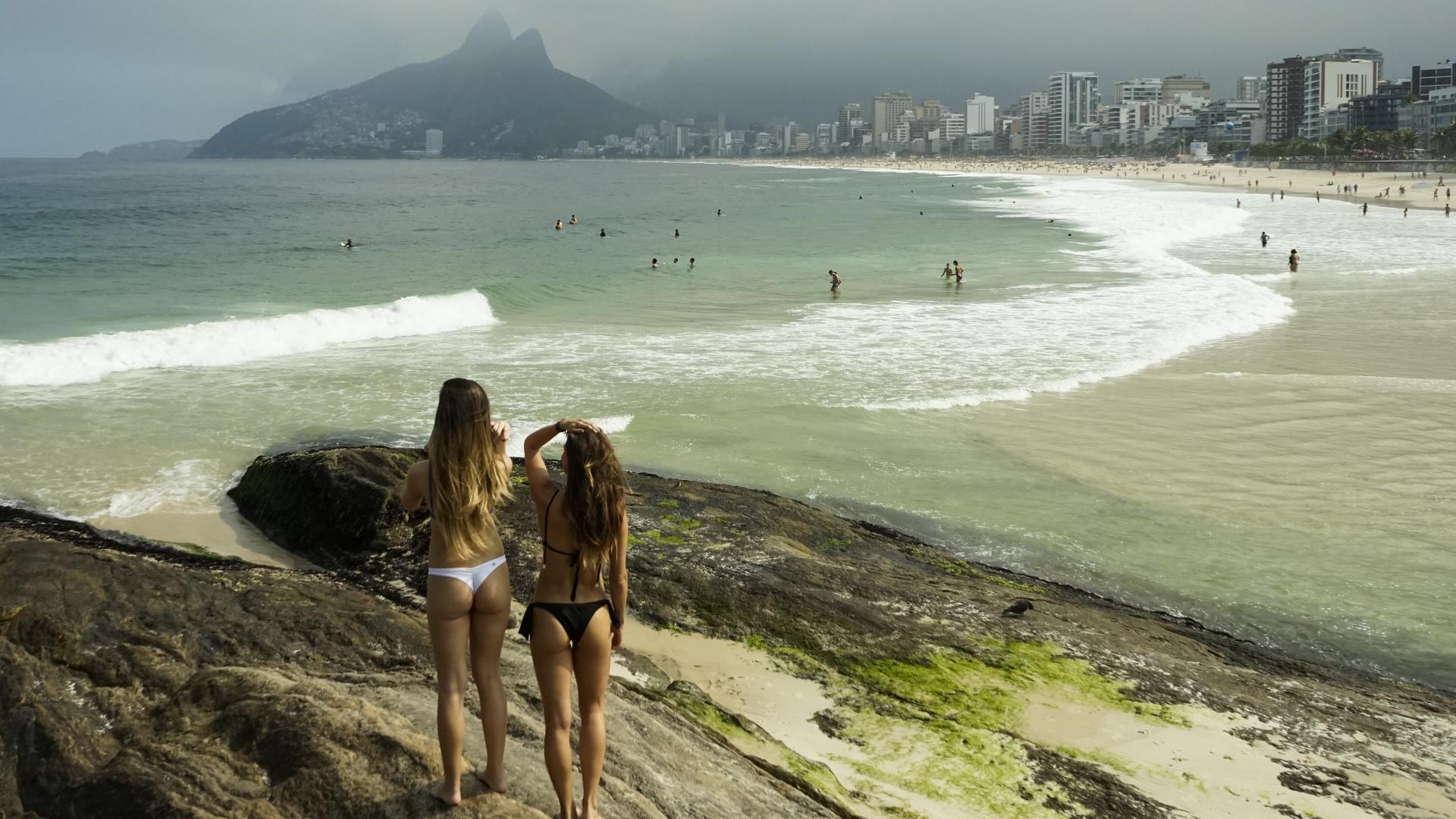 Strandschönheiten Foto & Bild | south america, brazil, rio