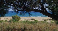 Strandspaziergang auf Kreta