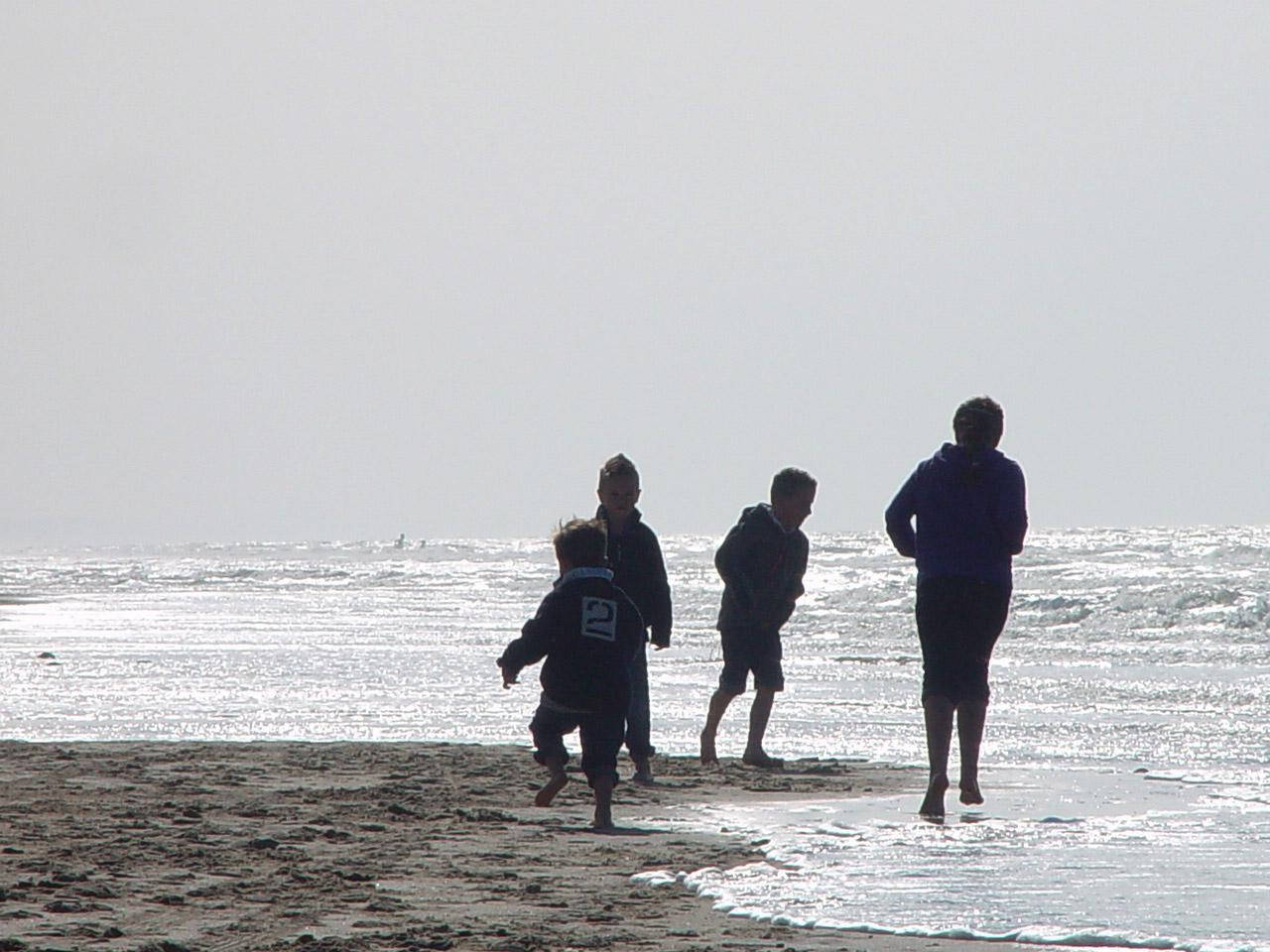 Strandspiel