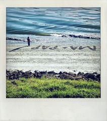Strandspiele...