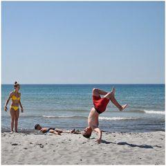 Strandszene 1