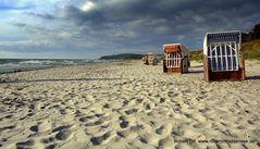 Strandtag am Pfingstsonntag auf Hiddensee