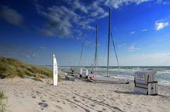 Strandtag auf Hiddensee