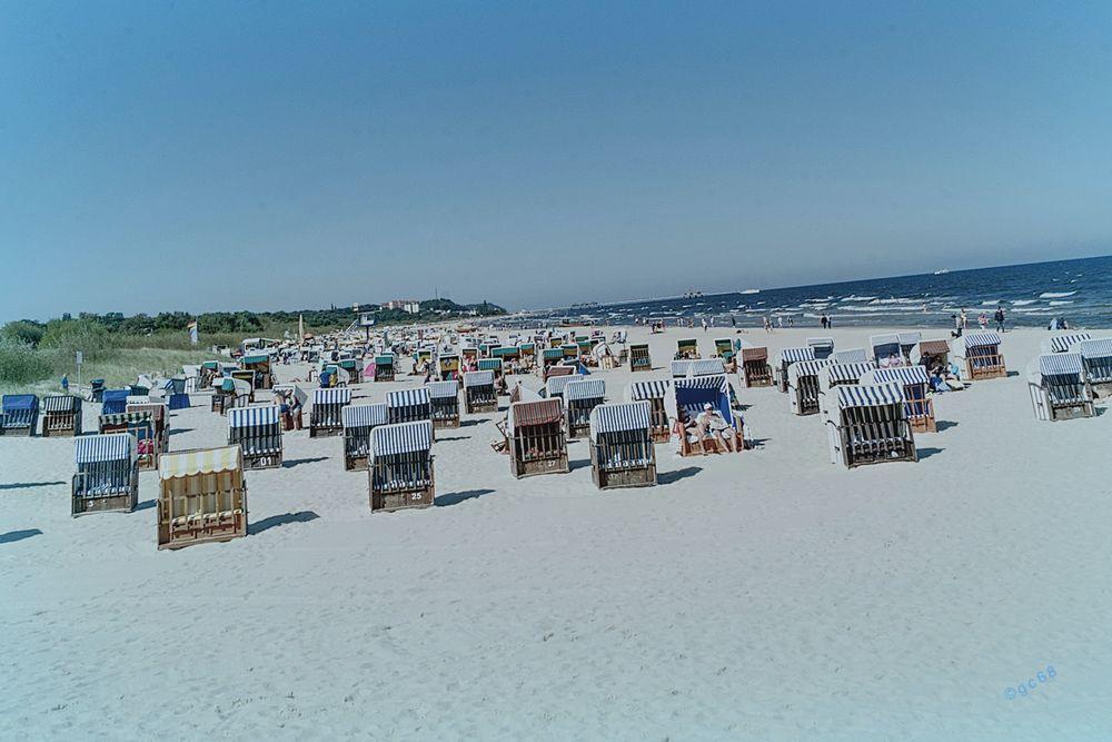 Strandtag nach Coronalockerungen