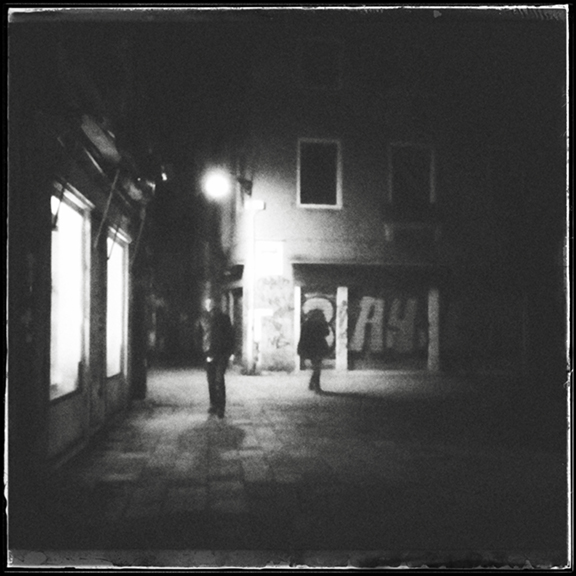 Strangers Passing in the Night