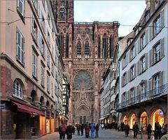 Strasbourg - am Münster