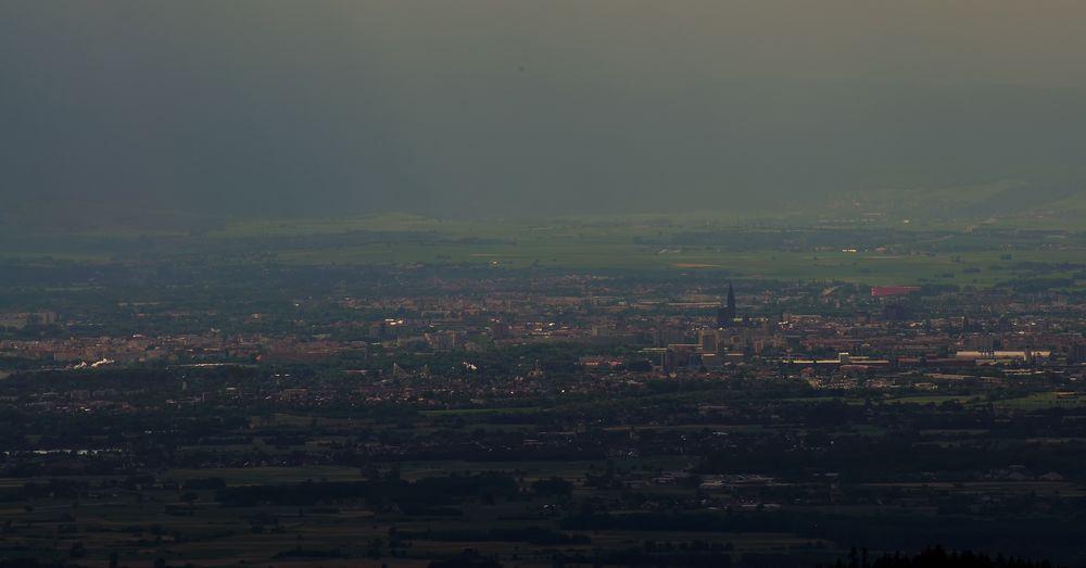Strasbourg - avant l'orage