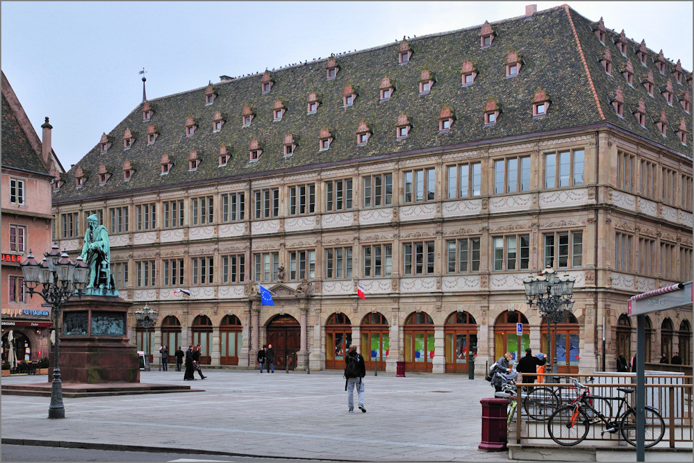 Strasbourg - Chambre de Commerce
