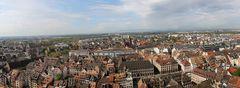 Strasbourg en haut