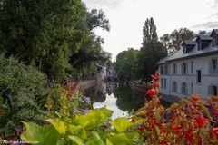 Strasbourg früh am Tag....