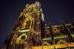 Strasbourg. Illumination III