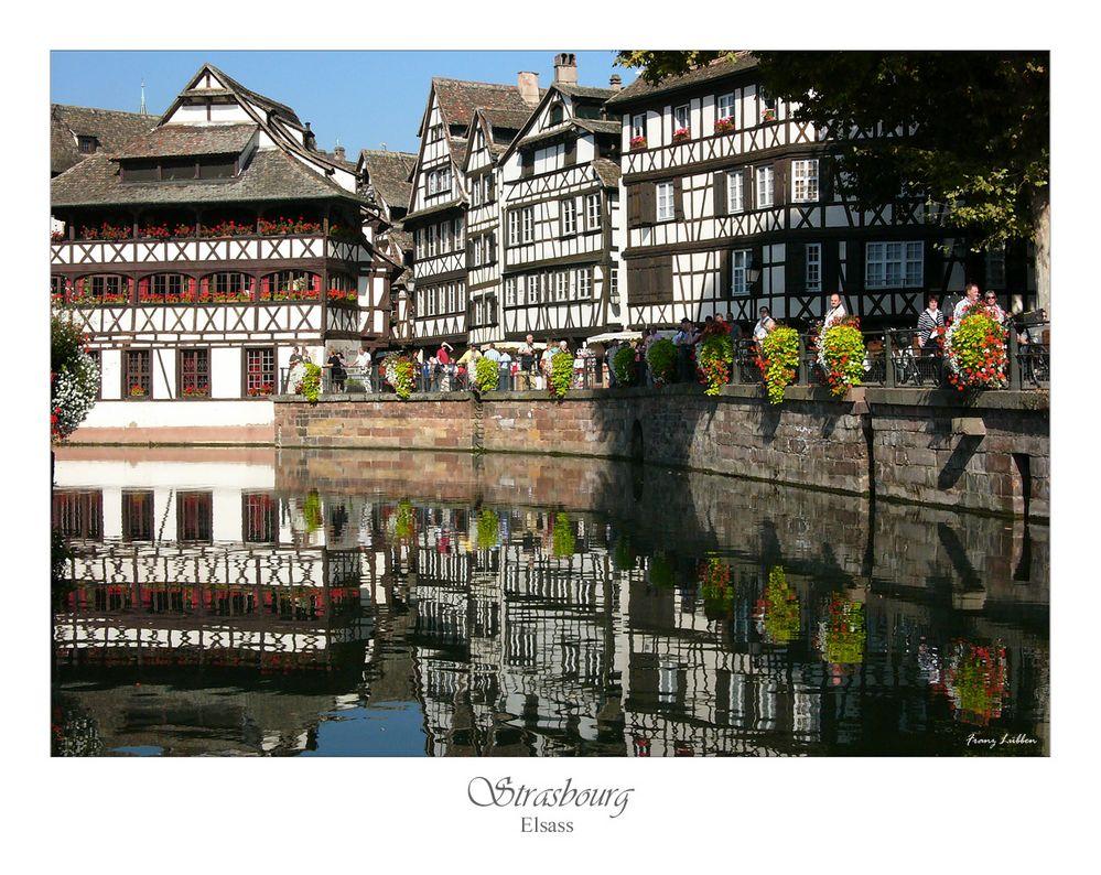 Straßburg & Elsass