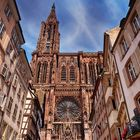 Straßburg -  Kathedrale Notre Dame