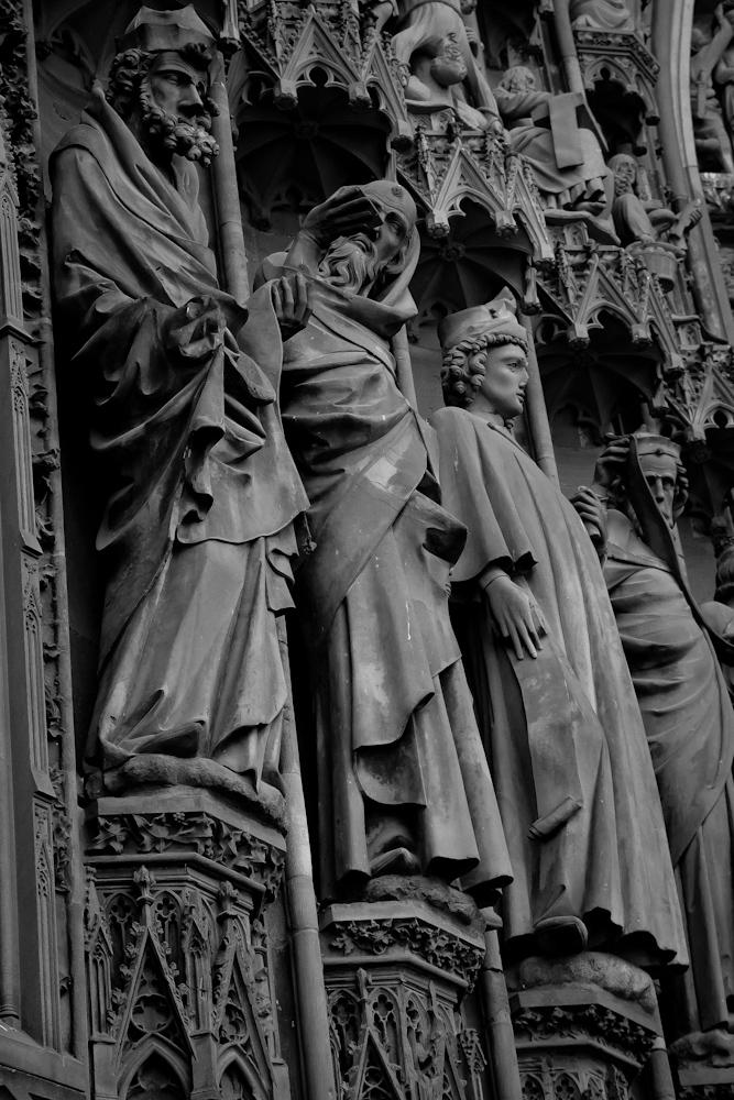 Strassburger Dom - ein Detail
